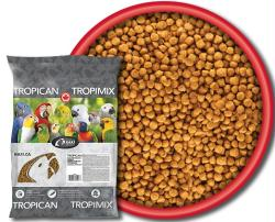 Tropican Sm Hookbill  2 mm Granules High Performance 25 LB